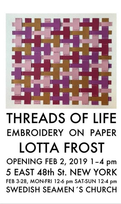 Threads of Life - Lotta Frost